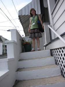 Susan - Back to School Photo - to Teach and to Learn