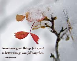 fall apart quote picture